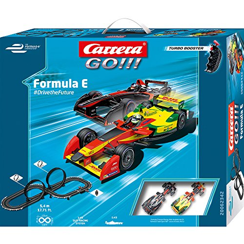 Carrera GO!! Formula E