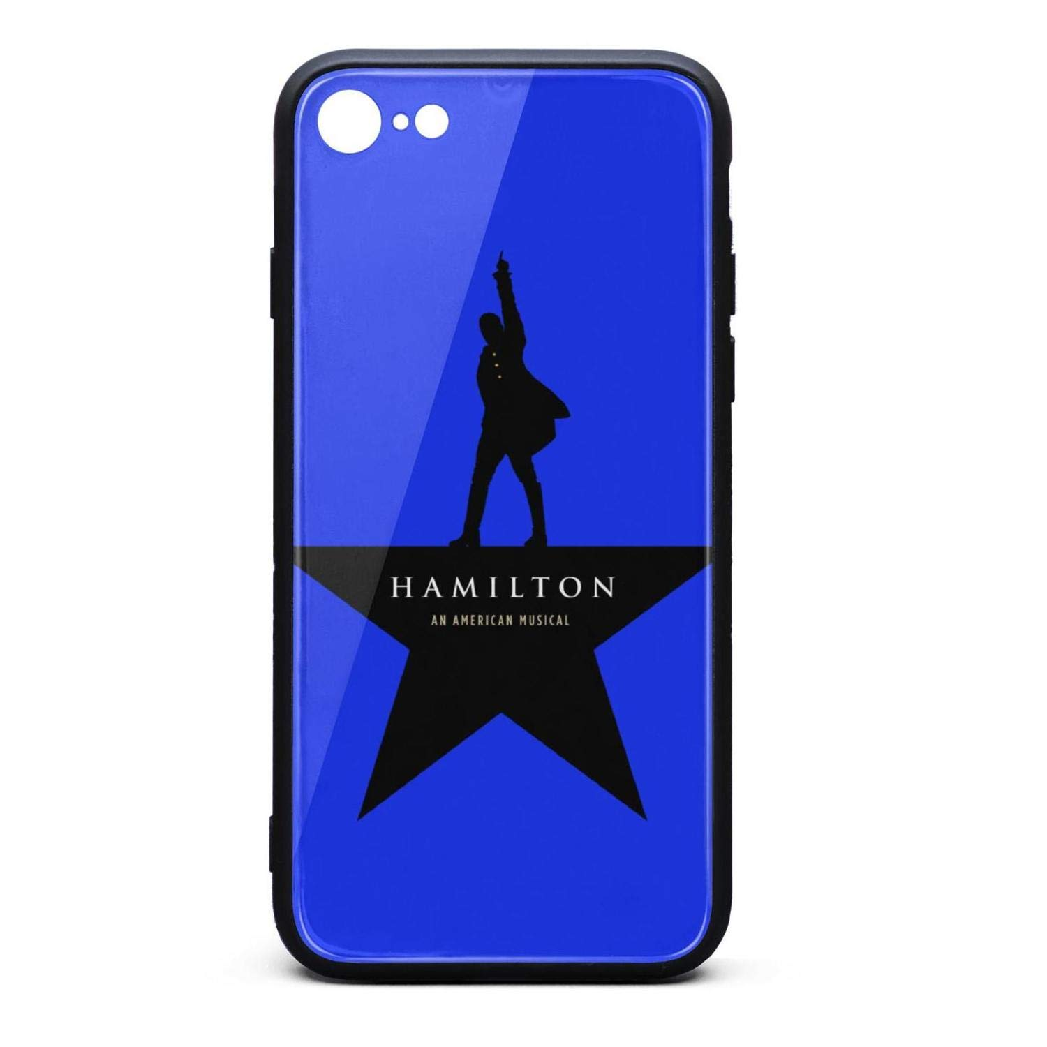 Best iPhone 6/6s Plus Phone case Hamilton-punk-star-genre-logo-2015-The-Music- Cell iPhone 6 Plus Pretty 6s Plus Skin
