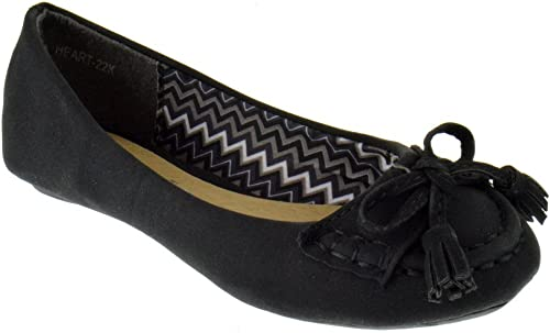 WHITE GIRLS FLAT SHOES LINK SIZE 9-4