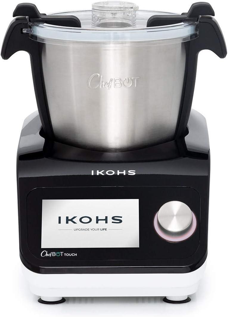 IKOHS Robot de Cocina Multifunción CHEFBOT Touch. 23 Funciones, 12 ...