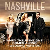 When The Right One Comes Along (Wedding Version With Strings) [feat. Clare Bowen and Sam Palladio]