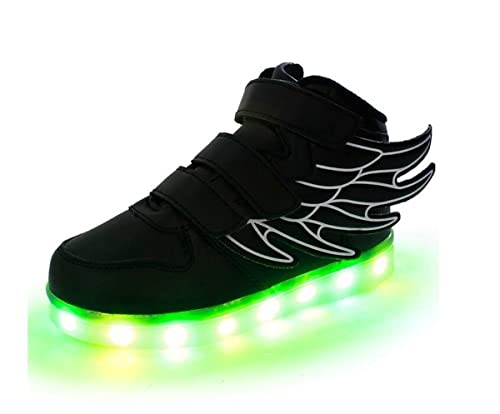 bambino scarpe led nike