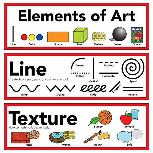 List The Elements Of Art : Top best art posters for classroom of