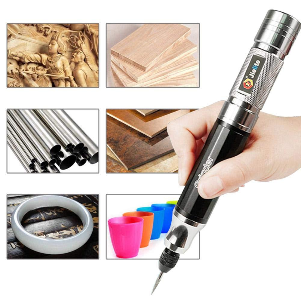 Akku//Wiederaufladbar Mehrzweckschleifmaschine Rotary tool f/ür viele kreative Projekte oder Heimwerkerarbeiten 1St/ück Starnearby Mini Multifunktionswerkzeug