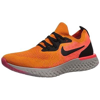 Nike Women's Epic React Flyknit Running Shoe (6.5)   Road Running
