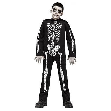 Amazon.com: Scary – Disfraz de esqueleto (Talla única): Clothing