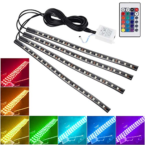 Led Glow 7 Color Interior Lights - 4