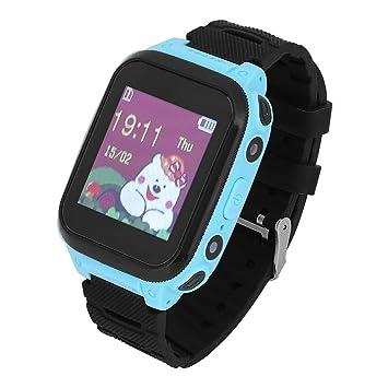 Naroote Reloj para niños,Kid Smartwatch Reloj Impermeable, 1.44TFT ...