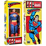 DC Comics Mego Style Boxed 8 Inch Action Figures: Superman