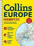 Collins Europe Handy Road Atlas