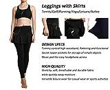 UDIY Skirted Leggings - Women's Running Skirts
