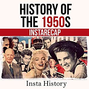 History of the 1950s Audiobook
