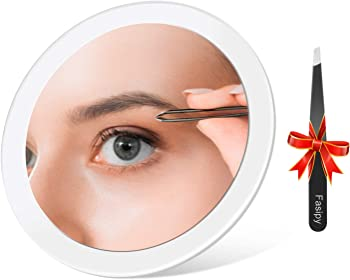 Fasipy 15X Magnifying Mirror for Blackhead Removal
