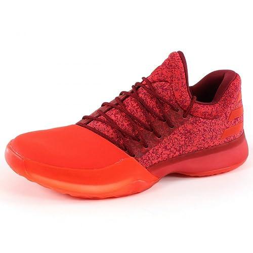 adidas zapatos hombres rojo