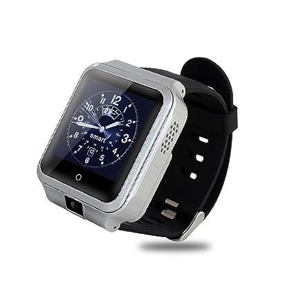 PINCHU M13 4G Reloj Inteligente Android 6.0 RAM1G ROM8G Impermeable Reloj Inteligente 1000Mah Batería Larga Espera