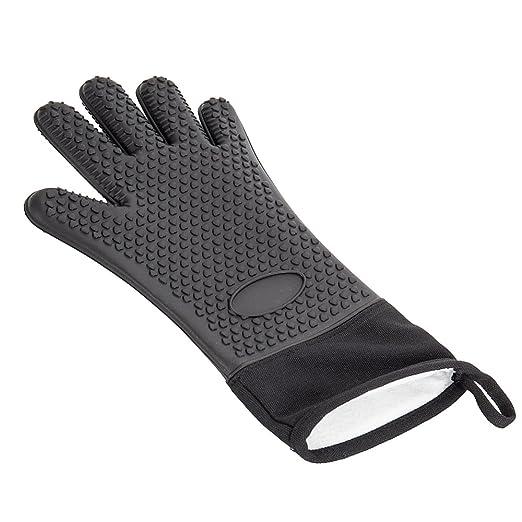 windyus 1 par guantes de horno, resistente al calor barbacoa ...