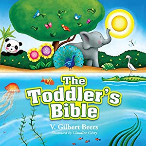 The Toddler's Bible Audiobook