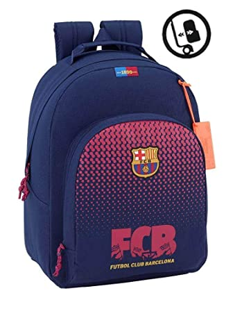 Safta Mochila F.C. Barcelona Corporativa Oficial Mochila Escolar 320x150x420mm: Amazon.es: Ropa y accesorios