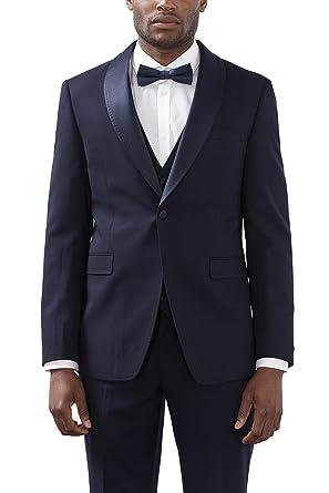 df4bcad96962 ESPRIT Collection Veste de Costume Homme  Amazon.fr  Vêtements et  accessoires