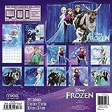 Frozen Wall Calendar (2017)