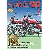 Mr.Bike BG 2018年8月号 小さい表紙画像