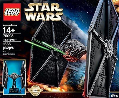 LEGO 75095 Star Wars Thailand Fighter Star Wars TIE Fighter [Parallel Import Goods]