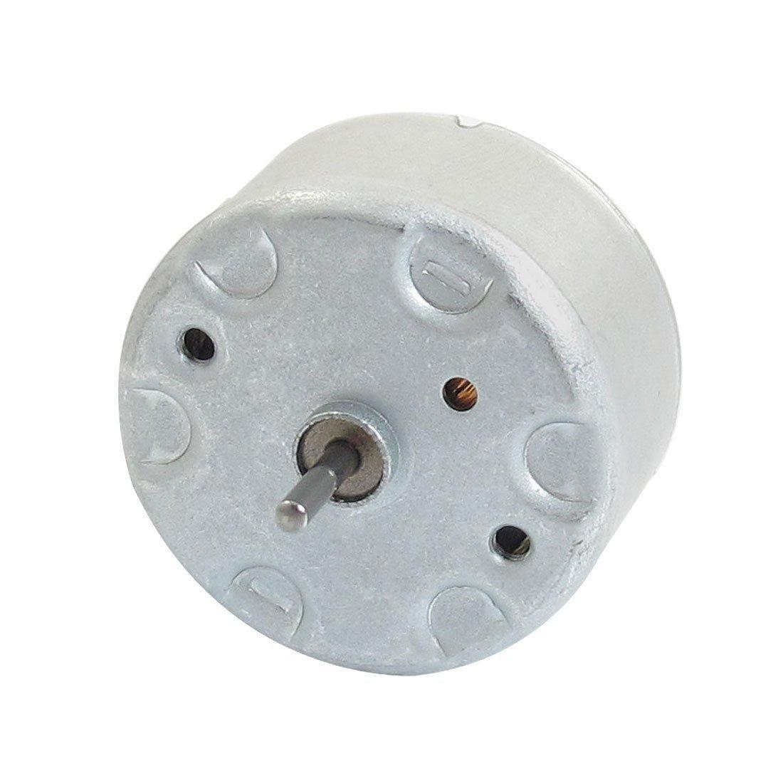 0,02 A 0023 A 6 V Mini eléctrica de alto par Motor DC sourcingmap CECOMINOD006909