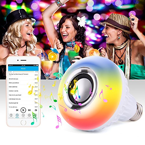 PROLIGHT Bluetooth Bulb Music Wireless Decoration product image