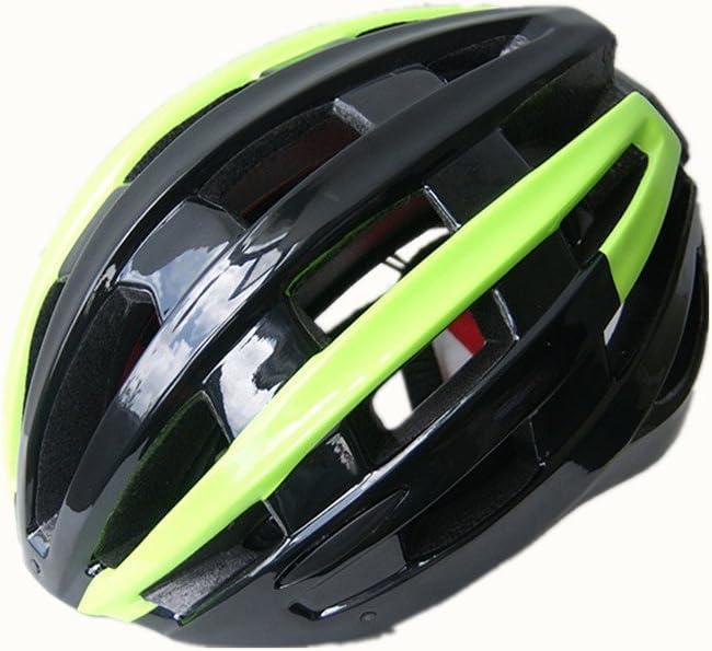 ZSR-haohai Accesorios para Bicicletas Casco de Seguridad de la Bicicleta, Conveniente para los entusiastas Ciclistas al Aire Libre Casco del Montar a Caballo de la Bicicleta, pequeño componente