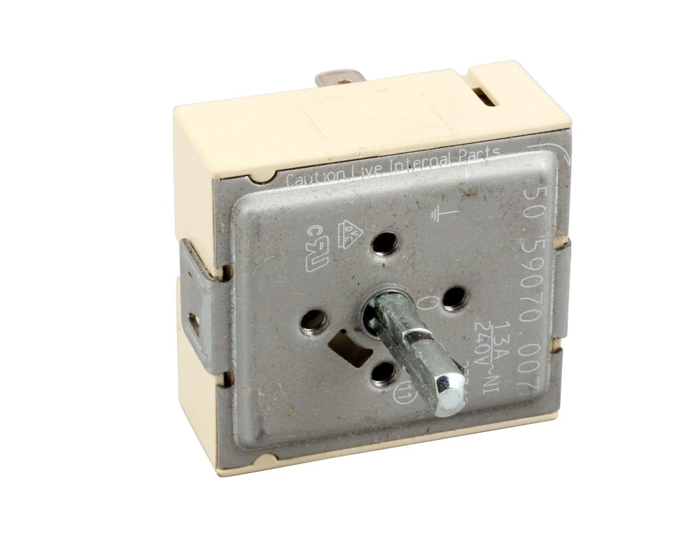 Bakers Pride M1368A Infinite Switch, 240-volt
