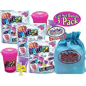 Dinosheen Eggs Gift Set Bundle with Bonus Mattys Toy Stop Storage Bag GUND Pusheen Blind Box Series 9 3 Pack Assorted