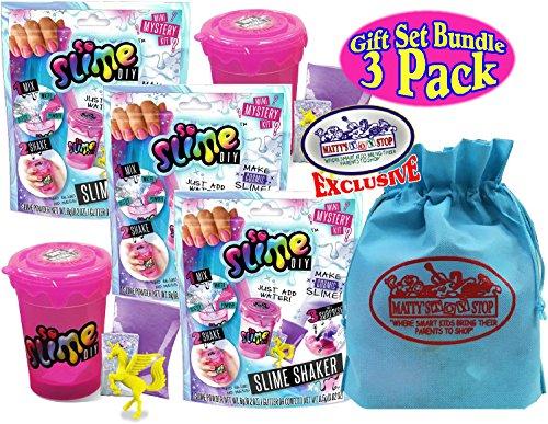 So Slime DIY Slime Shaker/Maker Blind Pack Gift Set Party Bundle with Exclusive
