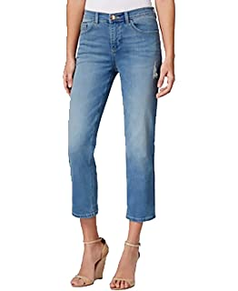 Lee Platinum Cameron Cropped Jeans Slushy 4