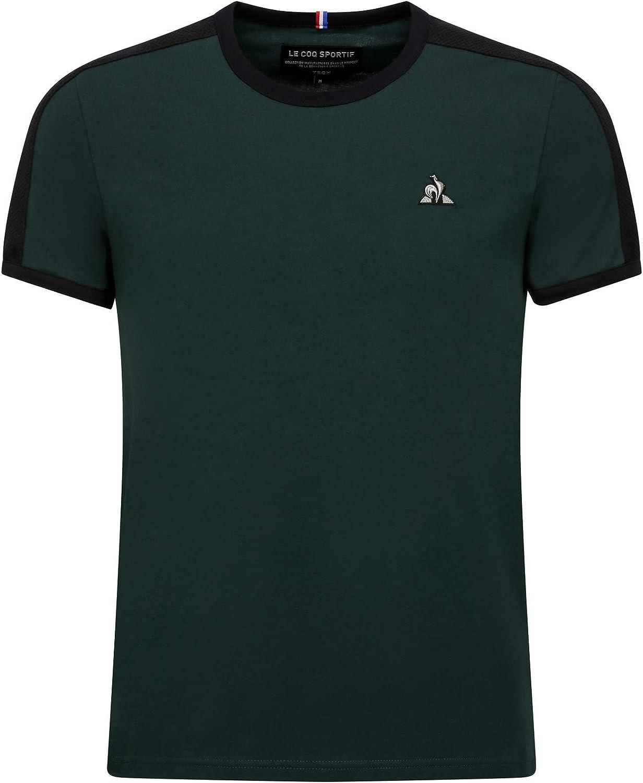 Le Coq Sportif Tech tee SS N/°1 Camiseta Hombre