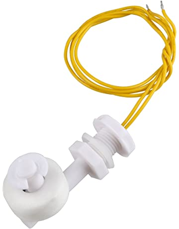 haljia DC 220 V 1 A 10 W líquido agua nivel Sensor de ángulo recto Interruptor