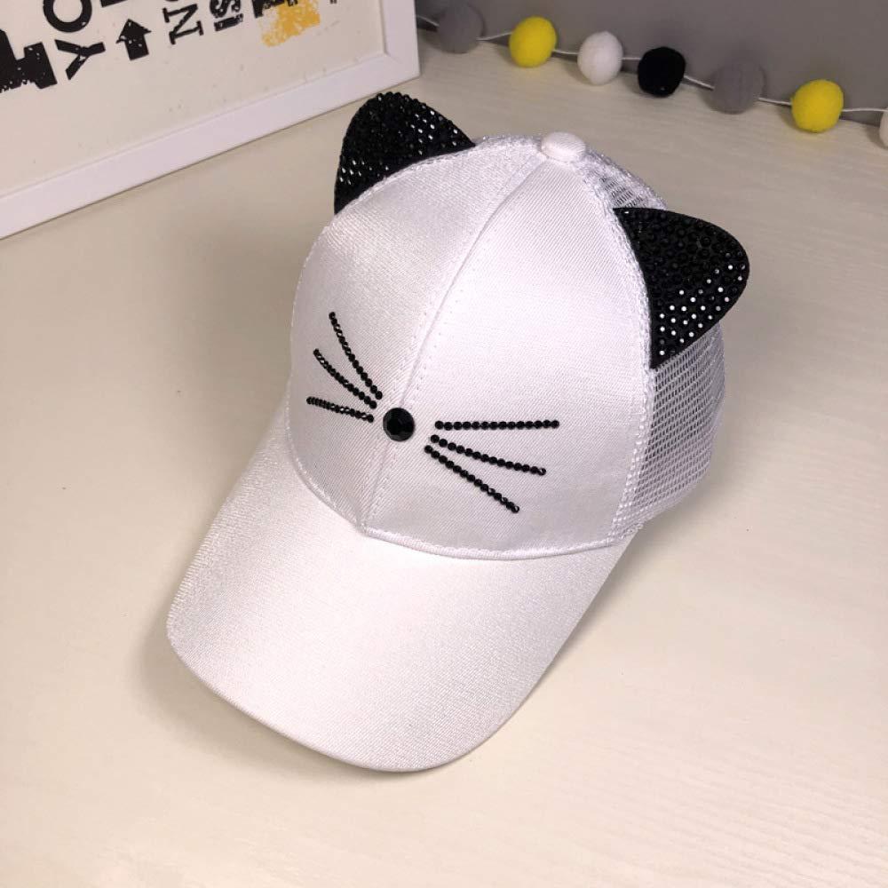 woyaochudan Sombrero de Diamantes de imitación Mujer Primavera ...