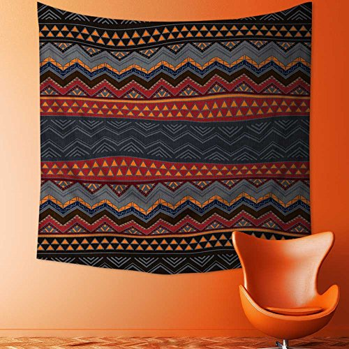 AmaPark Tapestries Wall Hanging Boho Style Seamless Pattern