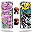 Skin For Eleaf iStick 20W – Graffiti W Style | MightySkins Protective, Durable, and Unique Vinyl Decal wrap cover | Easy To Apply, Remove, and Change Styles | Made in the USA