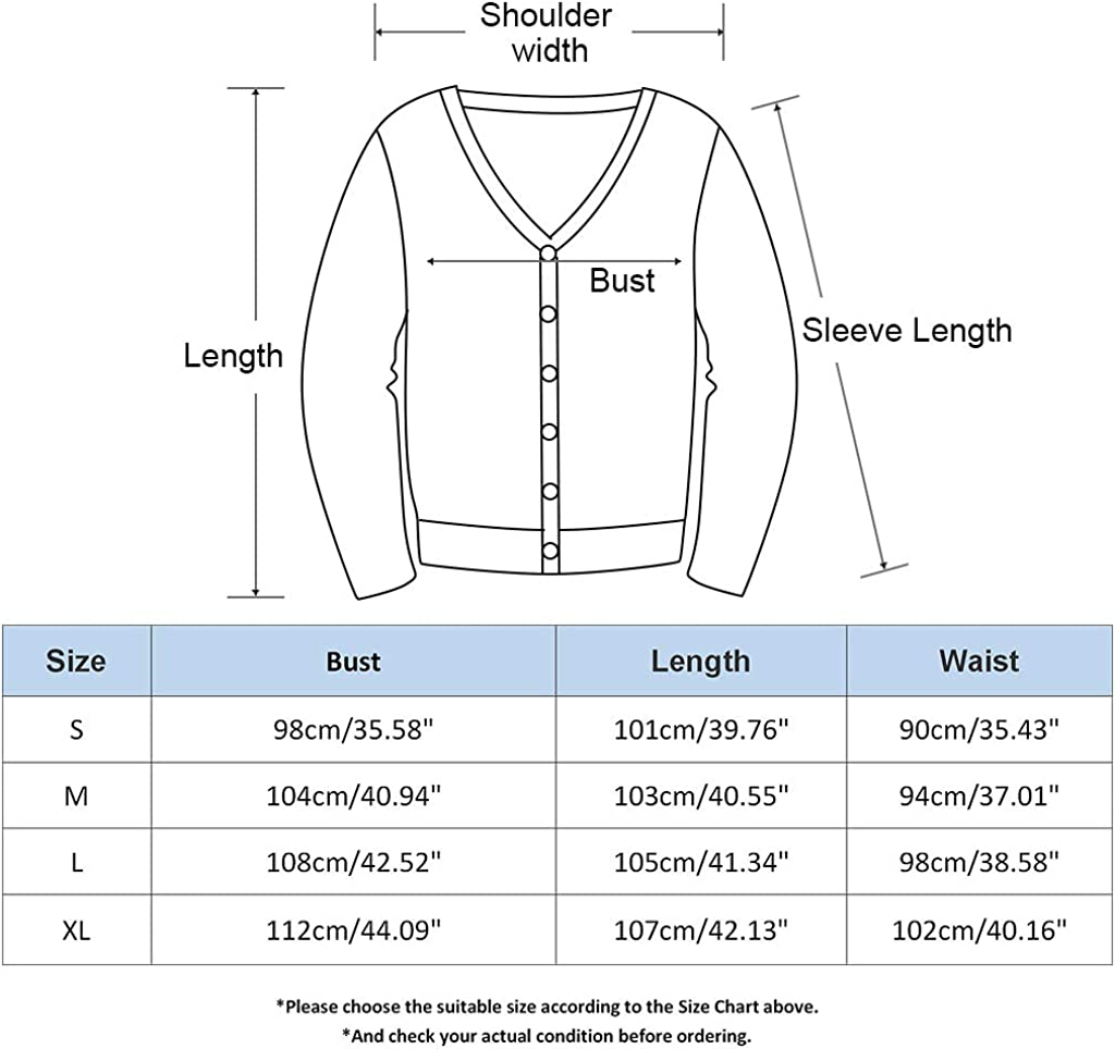Ladies Long Sleeve Knitted Oversized Sweater Winter Lightweight Open Front Top Outerwear Casual Coverup Coat with Pockets LISM Women Christmas Cardigan