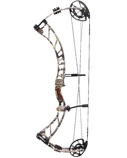 Amazon Com Sanlida Velocity X10 Hunting Compound Bow Camo Draw