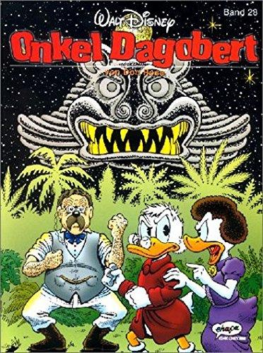 Disney: Onkel Dagobert: Onkel Dagobert, Bd.28, Der Jaguarritter von Culebra. Die Krone der Kreuzritter