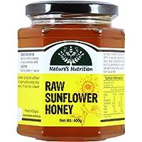 Nature's Nutrition Raw Sunflower Honey, 400g
