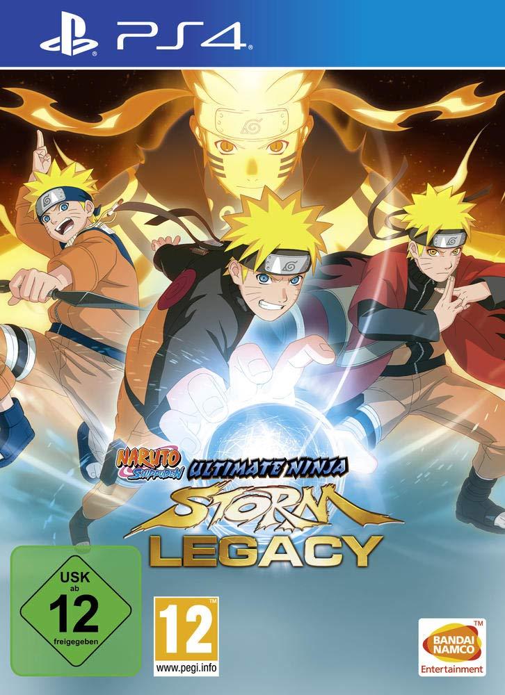 Amazon.com: Naruto Shippuden Ultimate Ninja Storm Legacy, 1 ...