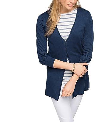 Pullover & Strick Damen Strickjacke Esprit Gr Xs Blau Kleidung & Accessoires