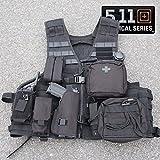 5.11 LBE Vest Black, Regular