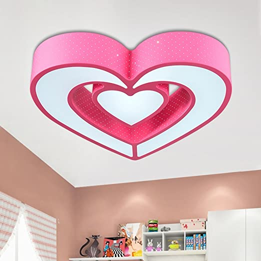 Ceiling Lights Living Room Bedroom Warm And Romantic Love - Shaped ...