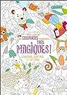 Mon cahier de coloriages très magiques par Boyer