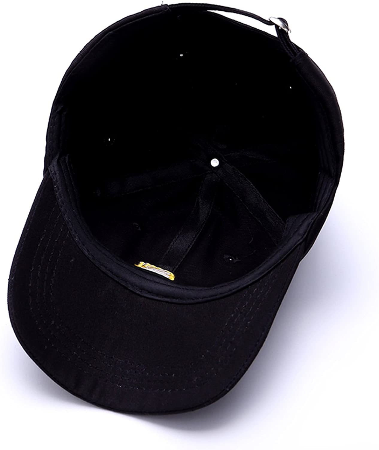 Wilbur Gold New 100/% Cotton Baseball Cap Embroidery Baseball Cap Fashion Hats for Men /& Women Dad Hat
