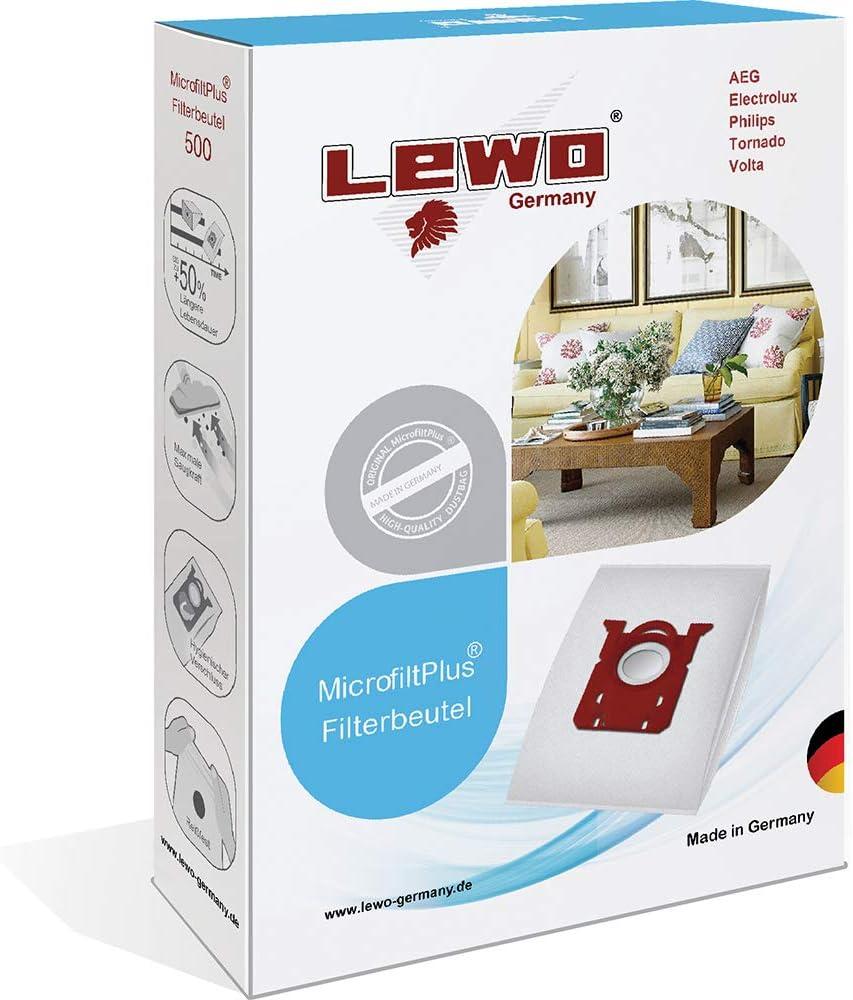 10 Premium Vlies Staubsaugerbeutel Philips FC 8600… 8649 Expression Staubbeutel