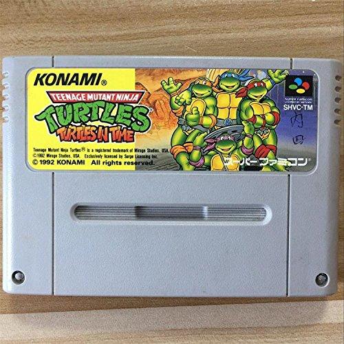 Amazon.com: Teenage Mutant Ninja Turtles IV 4: Turtles in ...